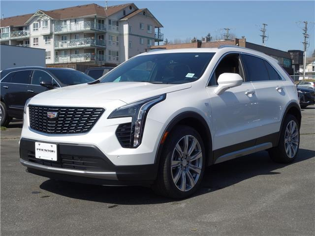 2020 Cadillac XT4 Premium Luxury (Stk: 0204880) in Langley City - Image 1 of 6