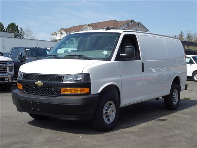 2020 Chevrolet Express 3500 Work Van (Stk: 0205130) in Langley City - Image 1 of 6