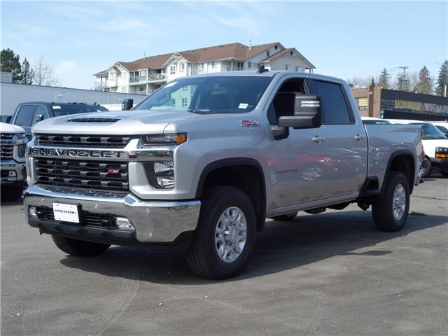 2020 Chevrolet Silverado 3500HD LT (Stk: 0205230) in Langley City - Image 1 of 6