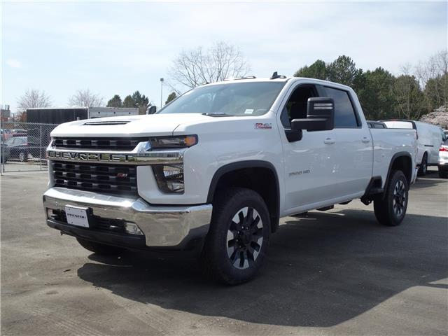 2020 Chevrolet Silverado 3500HD LT (Stk: 0205460) in Langley City - Image 1 of 6