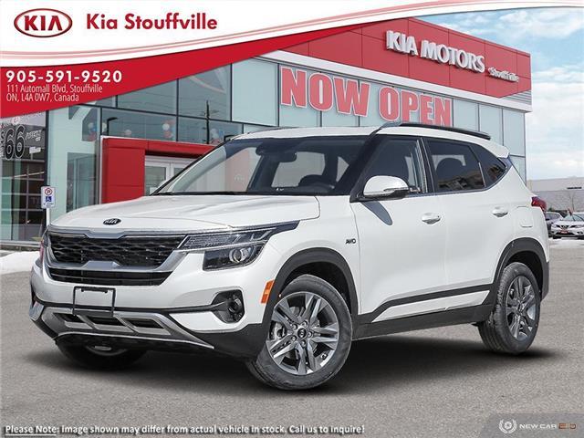 2021 Kia Seltos EX (Stk: 21007) in Stouffville - Image 1 of 23