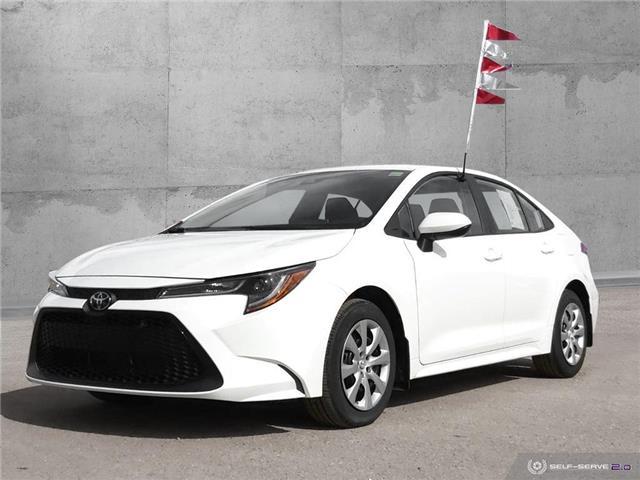 2020 Toyota Corolla LE (Stk: 2018) in Dawson Creek - Image 1 of 24