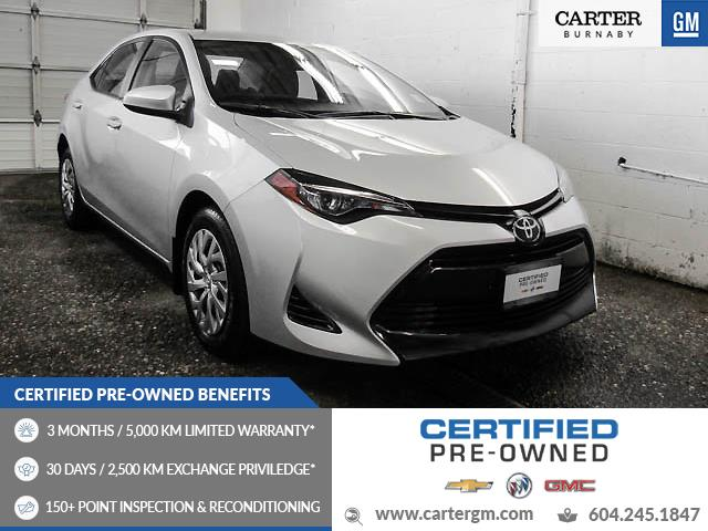 2019 Toyota Corolla LE (Stk: T9-80251) in Burnaby - Image 1 of 23
