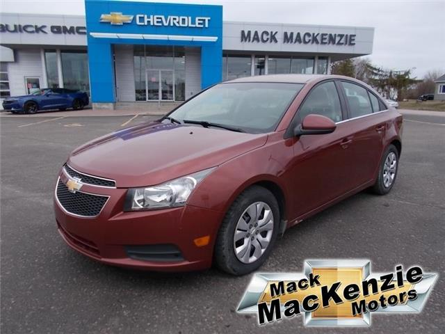 2012 Chevrolet Cruze LT Turbo (Stk: 18839) in Renfrew - Image 1 of 8