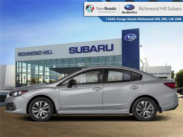 2020 Subaru Impreza 4-dr Convenience w/Eyesight (Stk: 34476) in RICHMOND HILL - Image 1 of 1