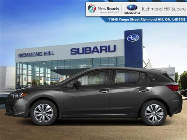 2020 Subaru Impreza 5-dr Convenience w/Eyesight (Stk: 34477) in RICHMOND HILL - Image 1 of 1