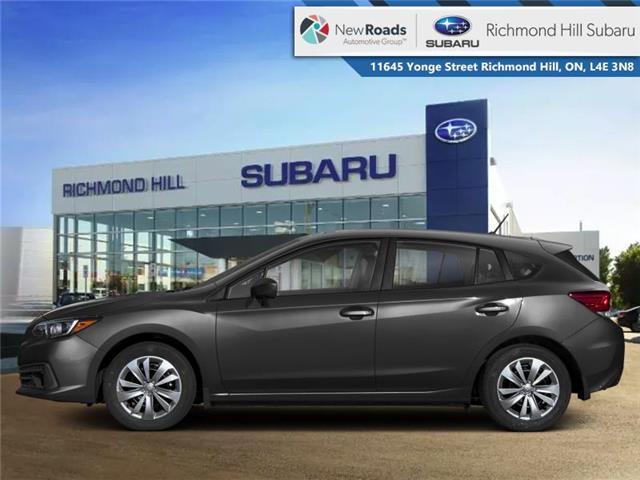 2020 Subaru Impreza 5-dr Touring (Stk: 34480) in RICHMOND HILL - Image 1 of 1