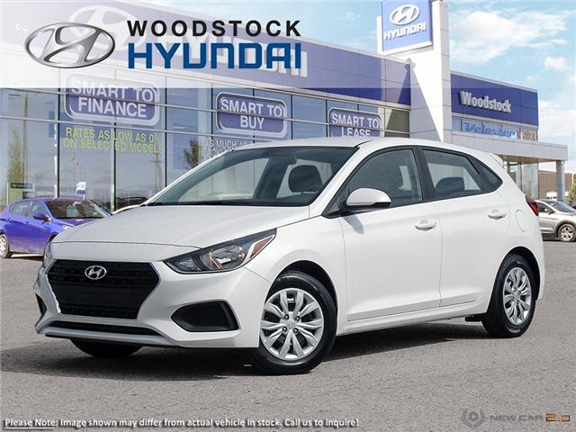 2020 Hyundai Accent Essential w/Comfort Package (Stk: AT20006) in Woodstock - Image 1 of 23