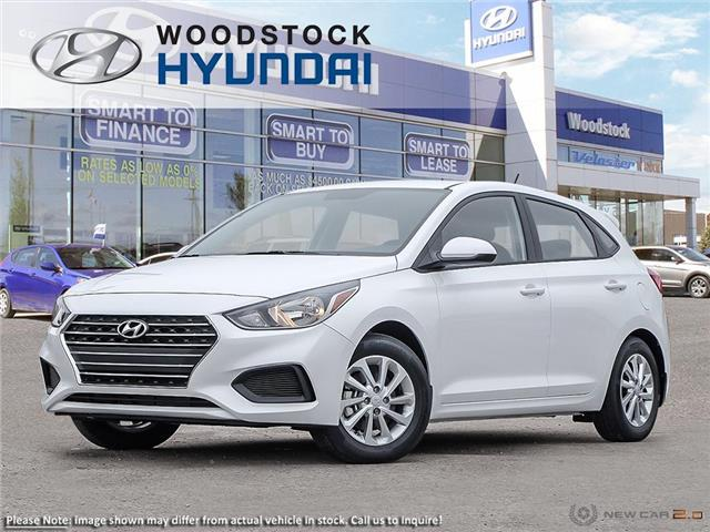 2020 Hyundai Accent Preferred (Stk: AT20005) in Woodstock - Image 1 of 23