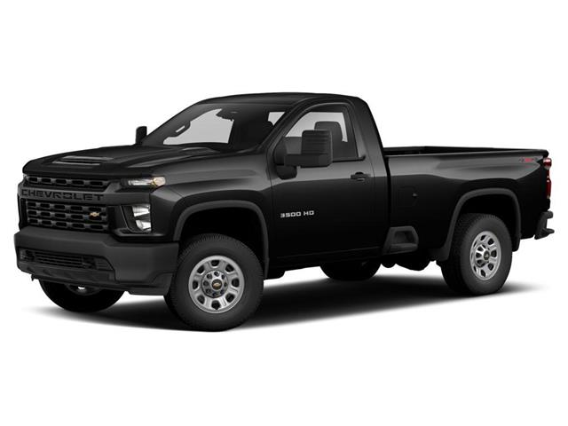 2020 Chevrolet Silverado 3500HD Work Truck (Stk: T20126) in Campbell River - Image 1 of 2