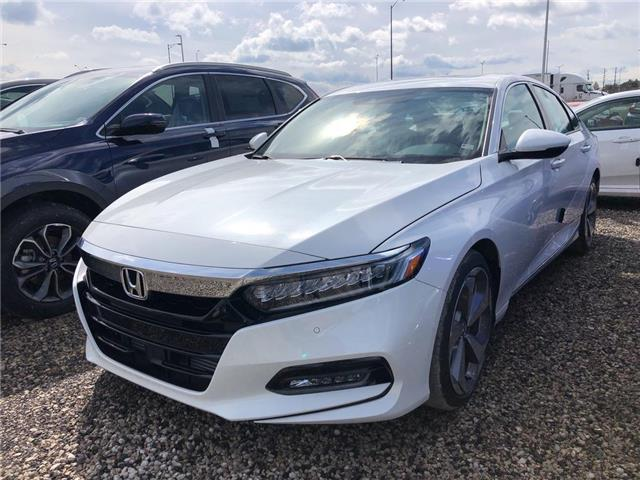 2020 Honda Accord Touring 1.5T (Stk: I200067) in Mississauga - Image 1 of 5
