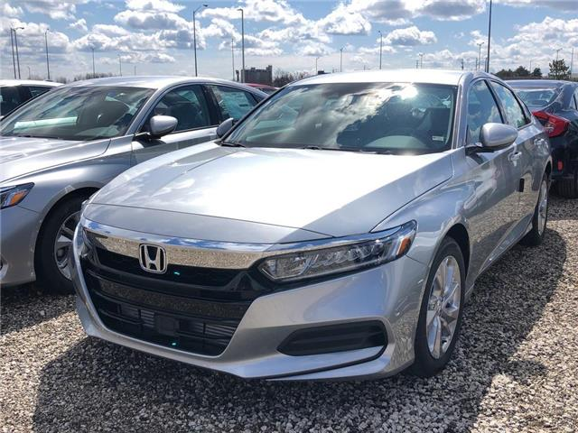 2020 Honda Accord LX 1.5T (Stk: I200120) in Mississauga - Image 1 of 5
