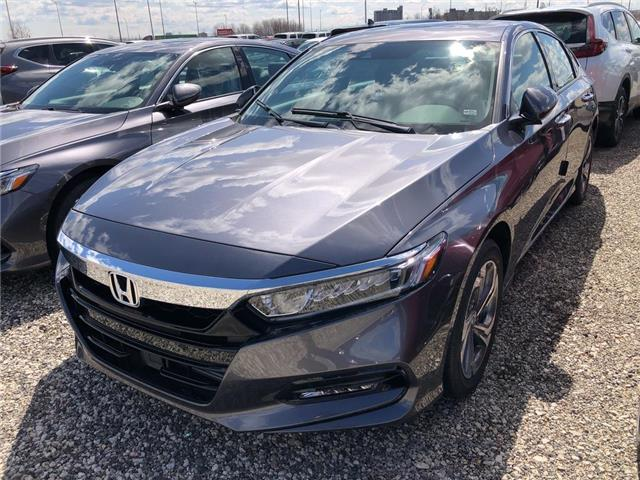 2020 Honda Accord EX-L 1.5T (Stk: I200148) in Mississauga - Image 1 of 5