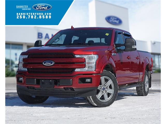 2018 Ford F-150 Lariat (Stk: T192434A) in Dawson Creek - Image 1 of 16