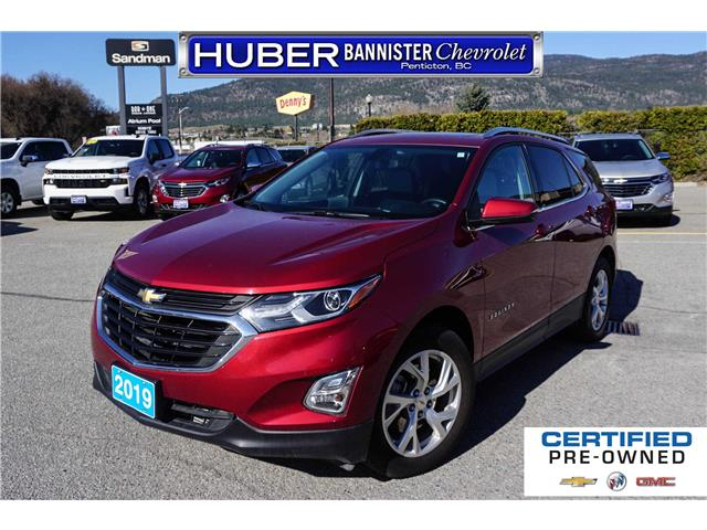 2019 Chevrolet Equinox LT (Stk: 9414A) in Penticton - Image 1 of 22