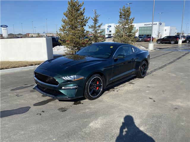 2020 Ford Mustang BULLITT (Stk: LMU003) in Ft. Saskatchewan - Image 1 of 17