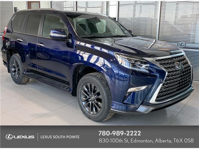 2020 Lexus GX 460 Base (Stk: LL00514) in Edmonton - Image 1 of 18