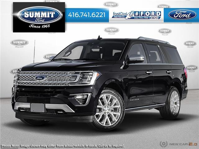 2020 Ford Expedition Platinum (Stk: 20M7595) in Toronto - Image 1 of 23