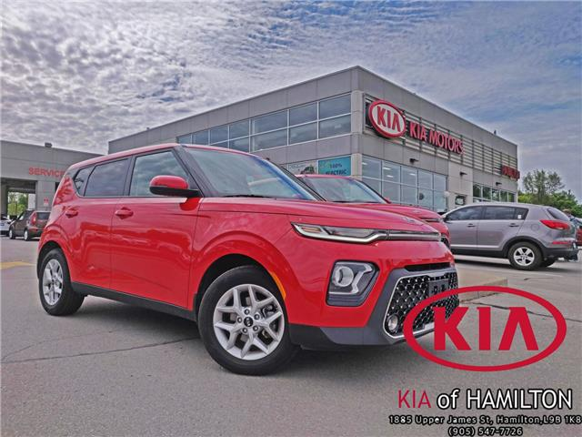2020 Kia Soul EX (Stk: P10572) in Hamilton - Image 1 of 21
