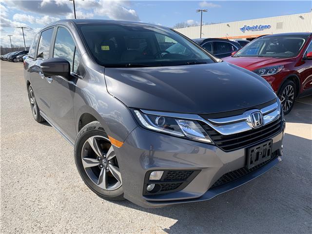 2019 Honda Odyssey EX (Stk: 20T417A) in Midland - Image 1 of 1