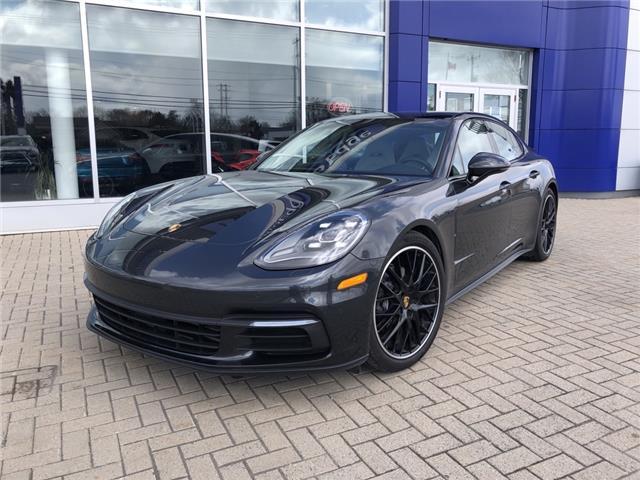 2017 Porsche Panamera Base (Stk: A0166) in Ottawa - Image 1 of 14