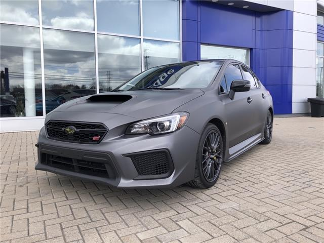2018 Subaru WRX STI Base (Stk: A0185) in Ottawa - Image 1 of 15