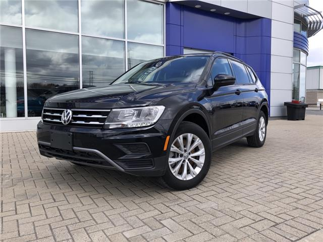 2019 Volkswagen Tiguan Trendline (Stk: A0164) in Ottawa - Image 1 of 14