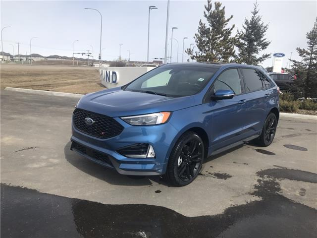 2020 Ford Edge ST (Stk: LED007) in Ft. Saskatchewan - Image 1 of 22