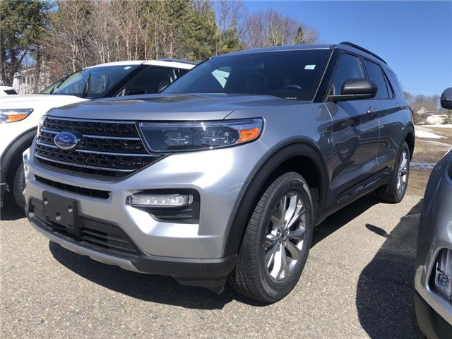 2020 Ford Explorer XLT (Stk: 01307) in Miramichi - Image 1 of 10