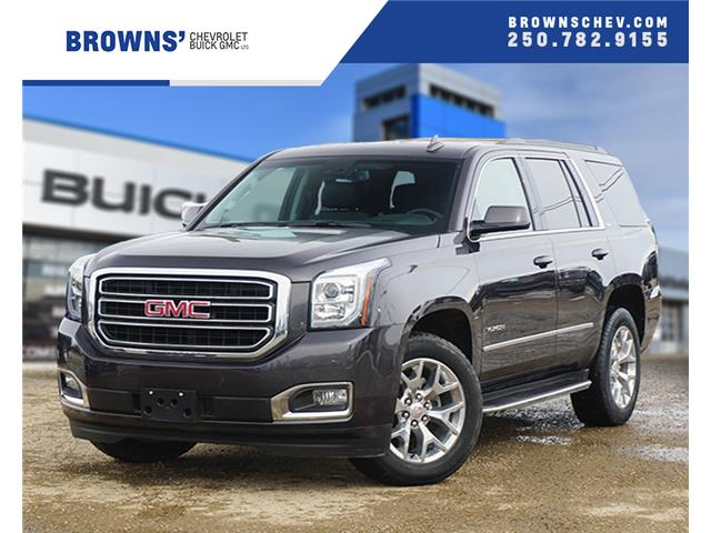 2018 GMC Yukon SLT (Stk: 4451A) in Dawson Creek - Image 1 of 18