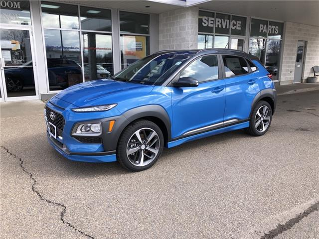 2020 Hyundai Kona 1.6T Trend w/Two-Tone Roof (Stk: 10065) in Smiths Falls - Image 1 of 10