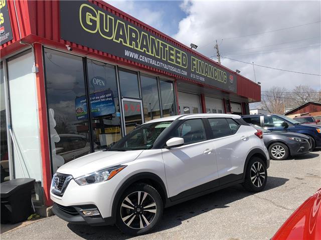 2019 Nissan Kicks SV (Stk: ) in Ottawa - Image 1 of 9