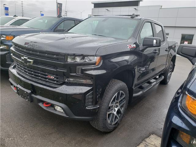 2020 Chevrolet Silverado 1500 LT Trail Boss (Stk: 215409) in BRAMPTON - Image 1 of 7