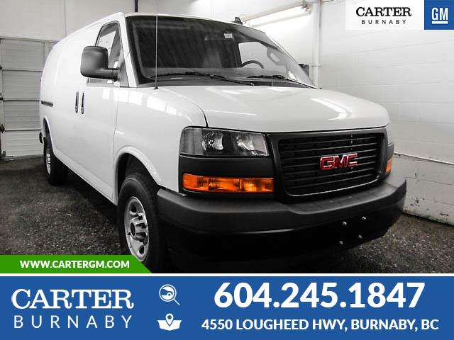 2020 GMC Savana 2500 Work Van (Stk: 80-37920) in Burnaby - Image 1 of 14