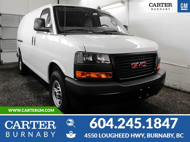 2020 GMC Savana 2500 Work Van (Stk: 80-23860) in Burnaby - Image 1 of 13