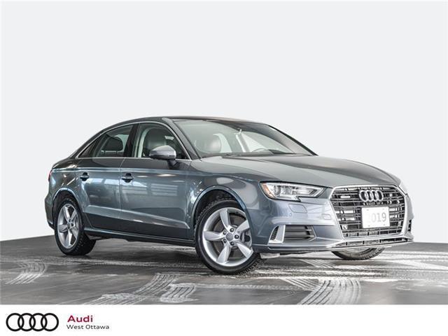 2019 Audi A3 45 Progressiv (Stk: 92040) in Nepean - Image 1 of 20