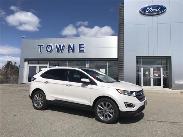 2018 Ford Edge Titanium (Stk: 81436) in Miramichi - Image 1 of 23