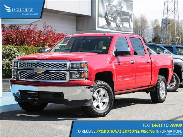 2014 Chevrolet Silverado 1500 1LT (Stk: 147605) in Coquitlam - Image 1 of 15