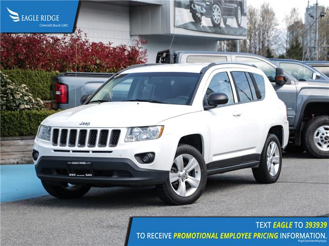 2013 Jeep Compass Sport/North (Stk: 139635) in Coquitlam - Image 1 of 14