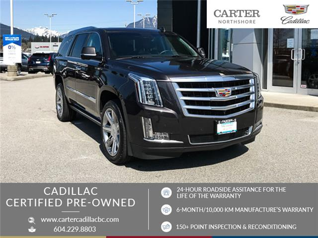 2018 Cadillac Escalade Premium Luxury (Stk: 973750) in North Vancouver - Image 1 of 26
