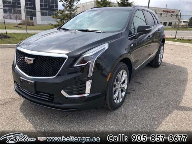2020 Cadillac XT5 Sport (Stk: 197123) in Bolton - Image 1 of 13