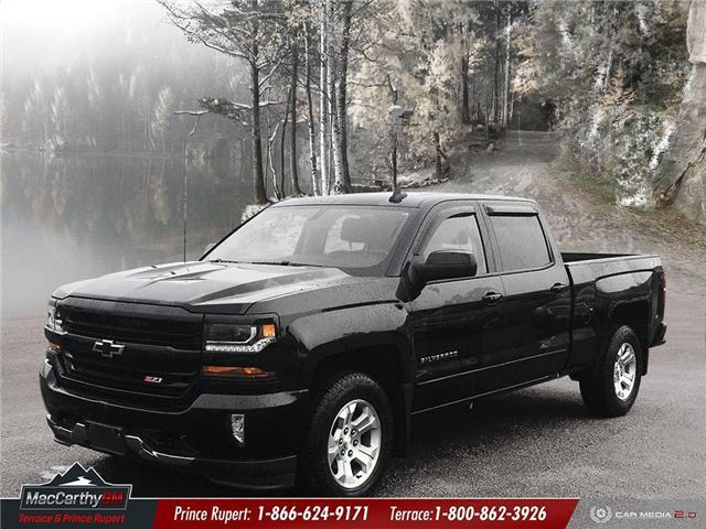 2018 Chevrolet Silverado 1500  (Stk: TJF220230) in Terrace - Image 1 of 14
