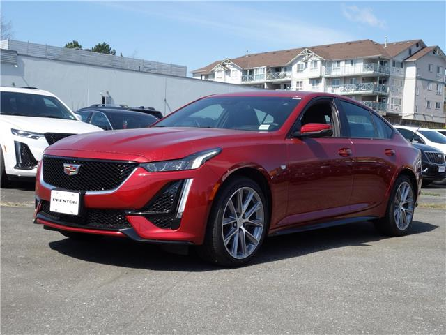 2020 Cadillac CT5 Sport (Stk: 0206200) in Langley City - Image 1 of 6