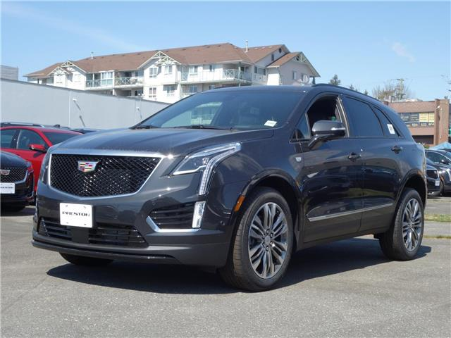 2020 Cadillac XT5 Sport (Stk: 0206570) in Langley City - Image 1 of 6
