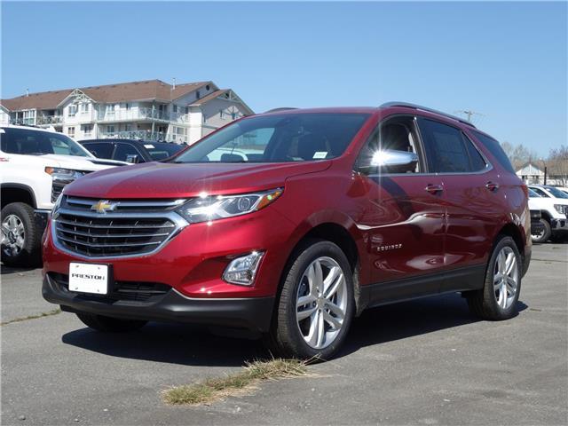 2020 Chevrolet Equinox Premier (Stk: 0206940) in Langley City - Image 1 of 6