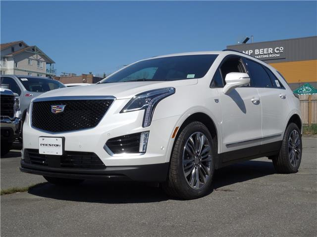 2020 Cadillac XT5 Sport (Stk: 0207100) in Langley City - Image 1 of 6