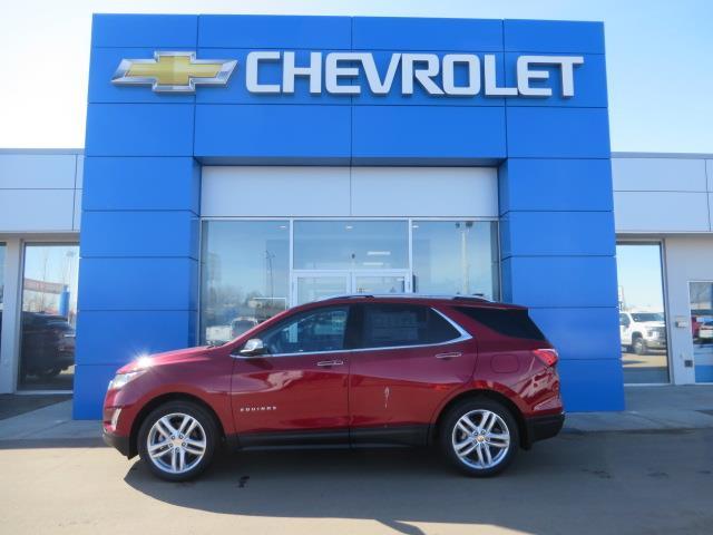 2020 Chevrolet Equinox Premier (Stk: 20095) in STETTLER - Image 1 of 21