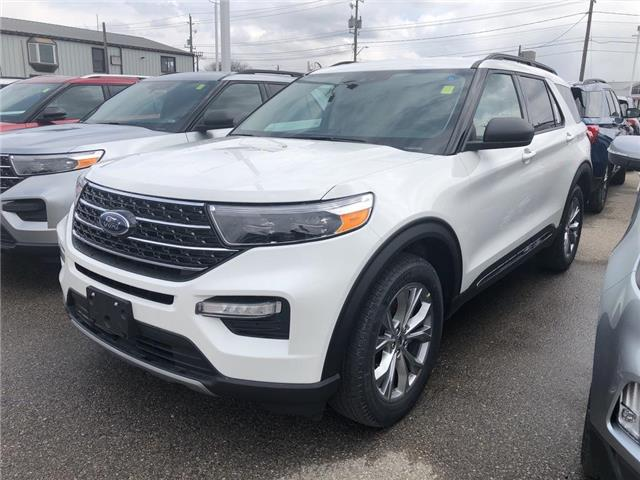2020 Ford Explorer XLT (Stk: VEX19340) in Chatham - Image 1 of 5
