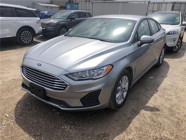 2020 Ford Fusion SE (Stk: VFU19336) in Chatham - Image 1 of 5