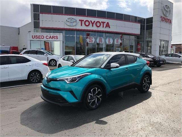 2018 Toyota C-HR XLE (Stk: U3438) in Niagara Falls - Image 1 of 21